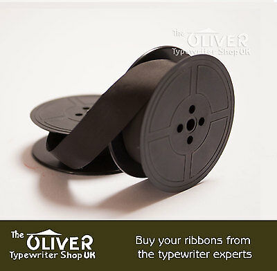 £3.99 • Buy IMPERIAL TYPEWRITER RIBBON AND SPOOL  (Black)      ***High Quality***