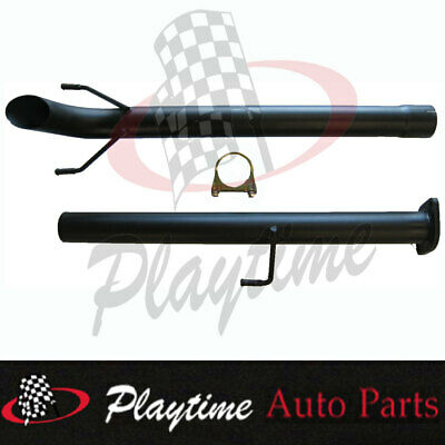 AU85.50 • Buy Toyota Hilux D4D 3.0L 2.5  Inch Bolt On KUN25/26 Muffler Eliminator Pipe Exhaust