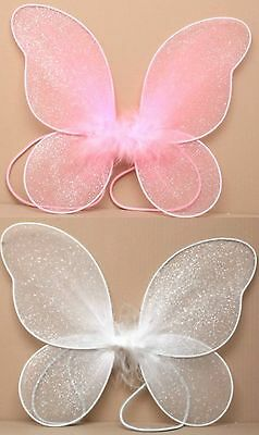 £2.95 • Buy Very Small Butterfly Fairy Wings For Girls Fancy Dress Dressing Up Pretend Play