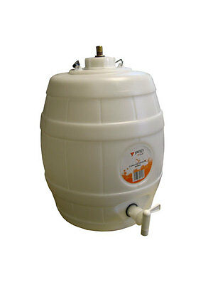 £48 • Buy Youngs 40 Pint Pressure Barrel For Home Brew Beer C/w CO2 Injection Cap. New.