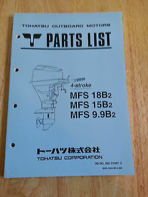 tohatsu outboard parts on