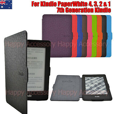 AU12.99 • Buy Slim Case Cover For Amazon 7th Gen Kindle 2014, Kindle Paperwhite 3,2,1