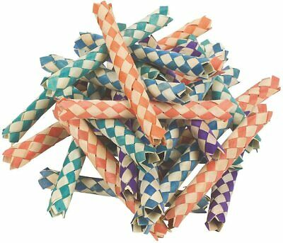 £9.66 • Buy 144  Bamboo Chinese Finger Traps, Birthday Party Favors, Hot Toy, Free Shipping
