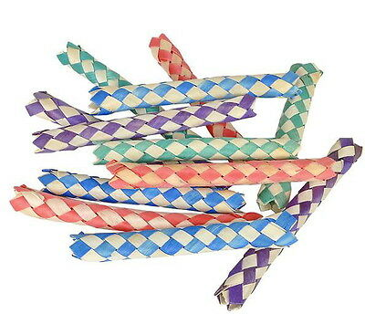 £3.38 • Buy 72 Bamboo Chinese Finger Traps, Birthday Party Favors, Hot Toy, Fast Shipping