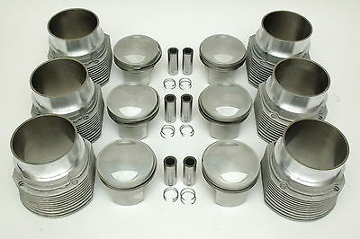 $3299 • Buy Porsche 911 Mahle Carrera RS 2.7 Pistons & Cylinders 91110392801 90mm