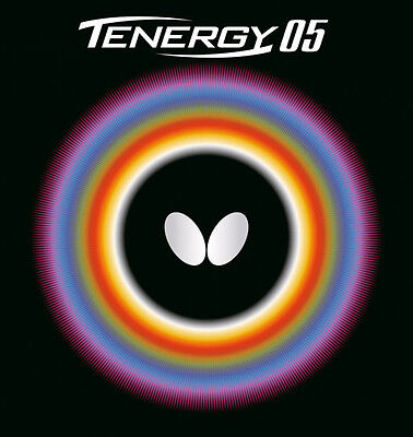 AU119 • Buy Butterfly Tenergy 05 Table Tennis Rubber