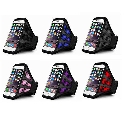 IPhone 6 Plus 5.5  Armband Case For Sports, Cycling, Running, Jogging, Gym Cover • 2.99£