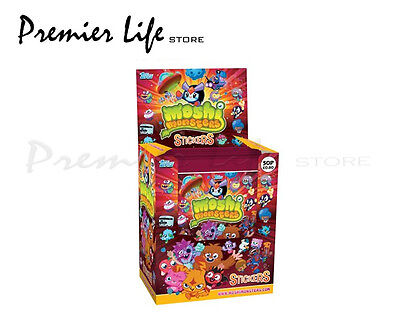 £24.40 • Buy Moshi Monsters 2013 Sticker Collection Box - 50 Packs