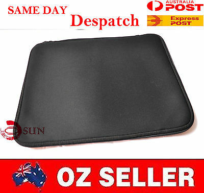 £8.70 • Buy Black 15 15.4 15.6 15  Inch Laptop Sleeve Carry Case Pouch COVER Zipper Design