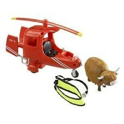 Postman Pat SDS Special Delivery Service Helicopter & The Runaway Cow • 52.66£