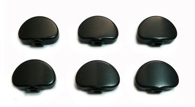 $ CDN12.55 • Buy Acrylic Button Only Fit For Grover Guitar Tuner Machine Head Black 6p FR-20B