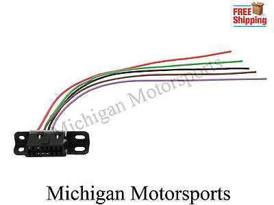gm obdii obd2 wiring harness connector pigtail harness 05-06 ls2 gto data  link •