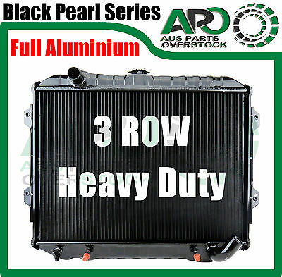 AU285 • Buy 3 Row Full Alloy Radiator For Mitsubishi TRITON 3.0L ME MF MG MH MJ 10/86-9/96