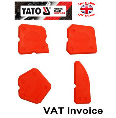 Yato Silicone Sealant Spreader Profile Applicator Tile Fugi Grout Tool YT-5261 • 2.93£