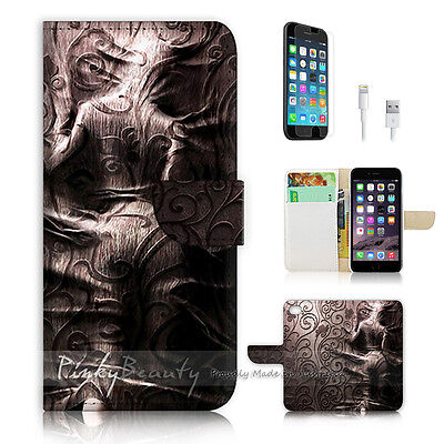 AU12.99 • Buy ( For IPhone 6 Plus / IPhone 6S Plus ) Case Cover P0526 Damask Girl
