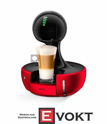 $245.90 • Buy Krups Nescafe Dolce Gusto DROP KP3505 Capsule Coffee Machine Red GENUINE NEW