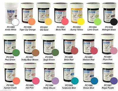 PME CONCENTRATED FOOD COLOURING PASTE GEL MANY COLOURS 25g • 4.89£