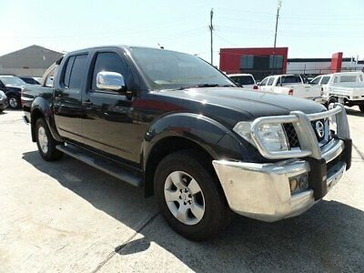 AU18900 • Buy 2008 Nissan Navara D40 ST-X (4x4) Manual 6sp M