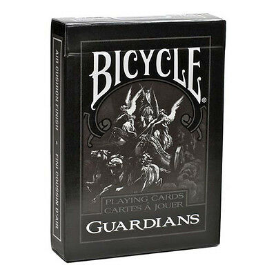 Guradians Bicycle Playing Cards - Good Cardistry Deck Sleek Design From USPCC • 5.90£