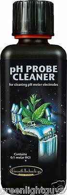 Growth Technology Ph Probe Cleaning Solution For PH Meters 300ml 1st Class Post • 11.99£