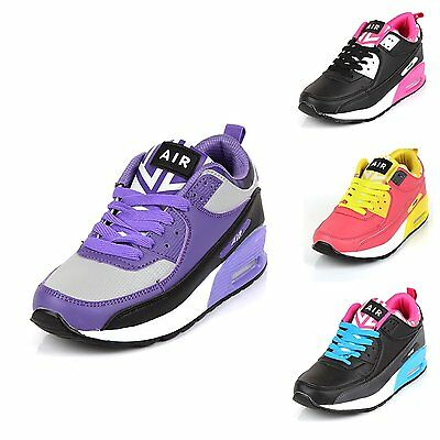 $ CDN39.45 • Buy Ladies Running Trainers New Womens Shock Absorbing Fitness Gym Sports Shoes Size