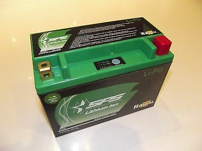 Lithium Ion 12V Motorcycle Battery Race Car Kitcar Lightweight LIPO20A YTX20L-BS • 188.90£
