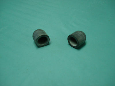 $4.49 • Buy 1/2  Rubber Tubing Caps, Vacuum Line Plugs, GM Ford Chrysler, Made In USA