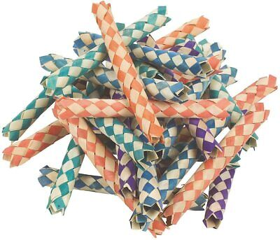 £22.40 • Buy 500  Bamboo Chinese Finger Traps, Birthday Party Favors, Hot Toy, Bird Parrot