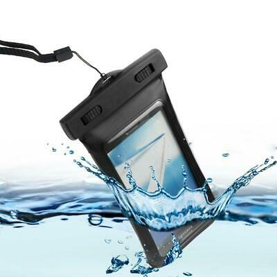 Underwater Waterproof Case Dry Bag Pouch Cover For Phone With Sling And ArmBand • 2.55£