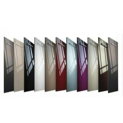 Replacement Acrylic High Gloss Kitchen Doors Drawers Fronts New Range • 21.50£