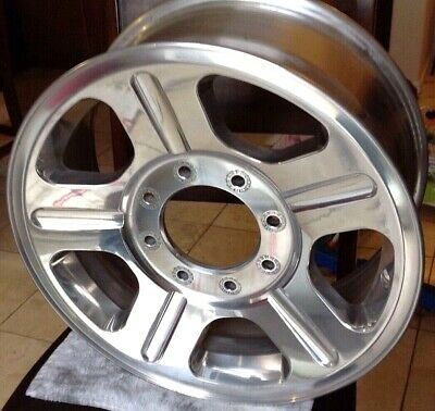 AU258.02 • Buy Ford Super Duty F250 F350 Excursion OEM 18  Alloy Wheels 8 Lug Rims 05-14 3600
