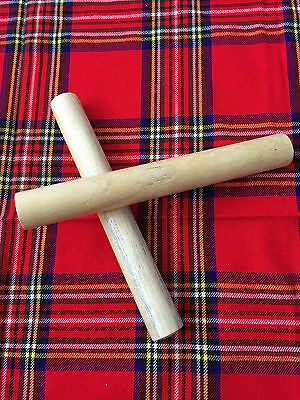 Brand  Wood Wooden Claves  /wooden Rhythm Stick Percussion Instrument • 7.99£