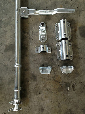 AU190 • Buy Door Parts/Gear For Shipping Container Doors Inc (Keepers,Cams,Handles,Brackets)