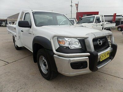 AU18900 • Buy 2008 Mazda BT-50 5sp Cab Chassis