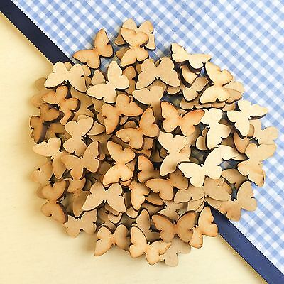 Wooden MDF Butterfly Shape 3mm MDF, Craft, Tags, Embellishments, Decoration  • 1.49£