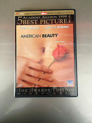 AU13.80 • Buy American Beauty - Dvd - Kevin Spacey, Annette Bening