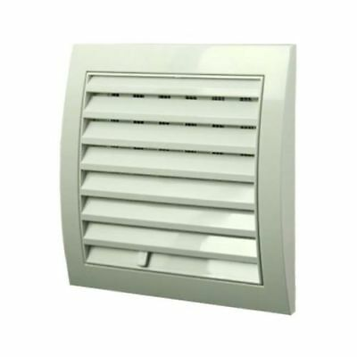 £3.99 • Buy Air Vent Grille With Adjustable Shutter Open And Close Ventilation Cover Grid