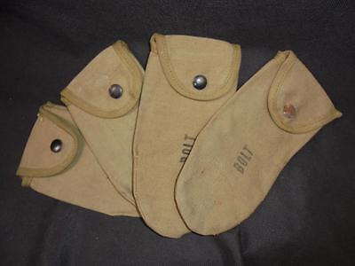 $15.31 • Buy WWII US Army Military M1 Carbine Spare Parts/Bolt Pouch