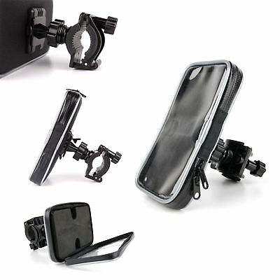 Water-Resistant GPS Case And Cyclists Bike Mount For Garmin Nuvi 2545LMT Satnav • 14.99£