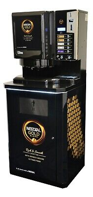 Darenth Elite In Cup Vending Machine Coin Operated 73mm Incup Drinks 5 Selection • 3,696£