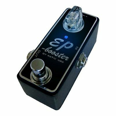 Xotic Effects EP Booster FET Boost Mini EQ Effect Pedal NEW! FREE 2-DAY DELIVERY • 89.26£
