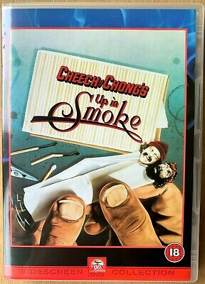 £12.50 • Buy Up In Smoke DVD 1978 Cult Cheech And Chong Stoner Movie Comedy Classic