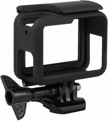 AU19.98 • Buy For GoPro Hero 7/6/5 Housing Border Protective Shell Case With Socket & Screw