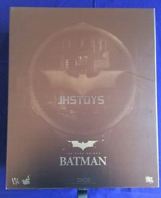 $ CDN641.36 • Buy New Hot Toys 1/6 The Dark Knight Batman Bruce Wayne Christian Bale DX02 Japan