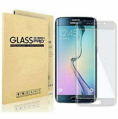 $ CDN10.09 • Buy Full Tempered Glass Curved Screen Protector For Samsung Galaxy S7 Edge Wholesale
