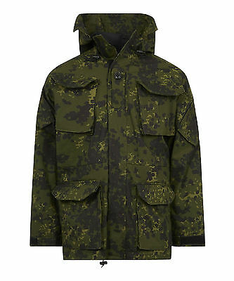 $75.58 • Buy GS British Army SAS PCS Windproof MVP Lined Combat Smock Jacket Danish M84 Camo