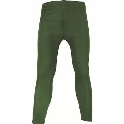 $13.91 • Buy Highlander Military Army Thermal Base Layer Bottoms Long Johns Thermals Olive