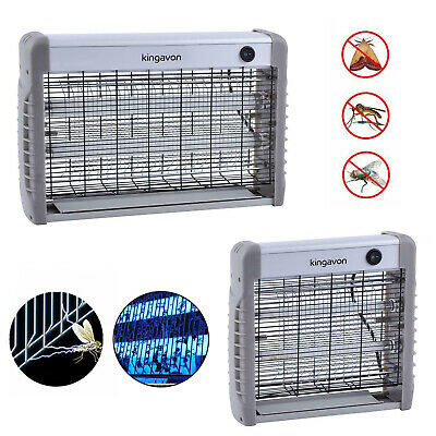 £19.79 • Buy Electric Industrial Insect Killer Bug Fly Zapper Trap Uv Tube Chain 30w 20w 12w