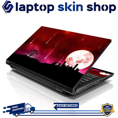 £7.93 • Buy Laptop Skin Sticker Notebook Protective Art Decal Red Earth Scenery 13-16 Inch
