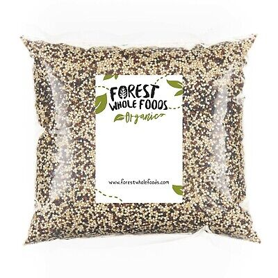 AU17.77 • Buy Organic Tricolor Quinoa - Forest Whole Foods